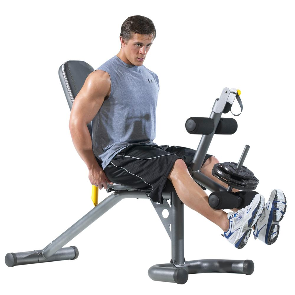 New Sports Exercise Training Fitness Weight Lifting Gym: Squat Rack And Bench Press Workout Weightlifting Incline