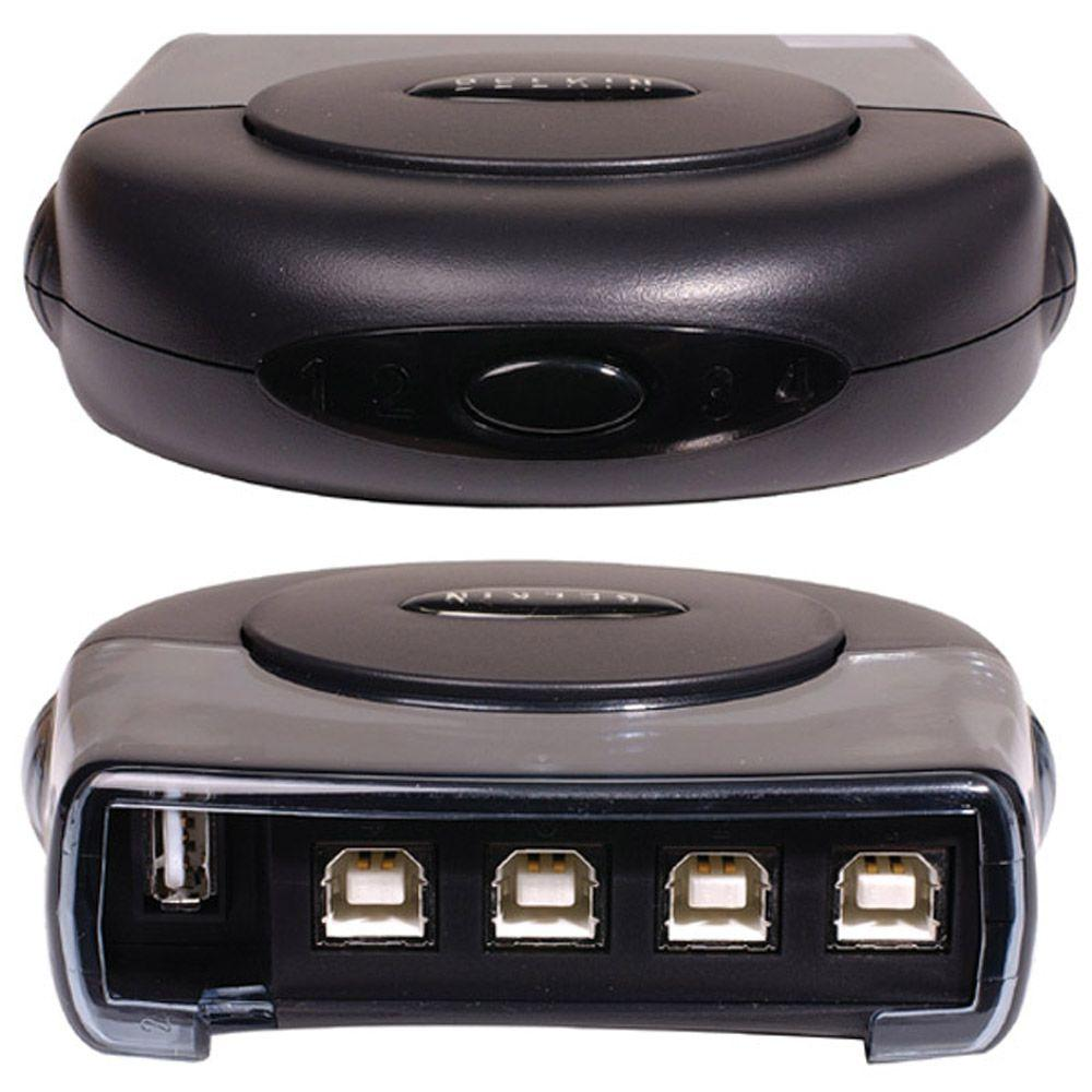 Belkin 4-Port USB Switch