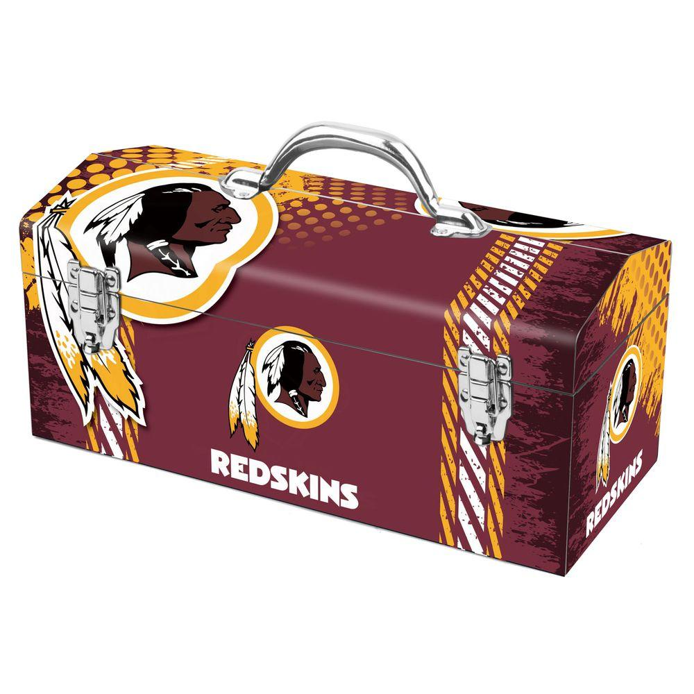 Team ProMark 7.2 in. Washington Redskins NFL Tool Box