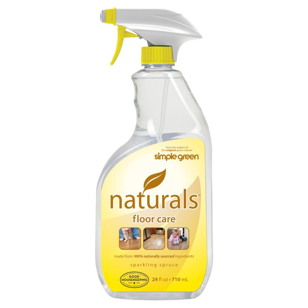 Simple Green 24 Oz Naturals Floor Care Case Of 6