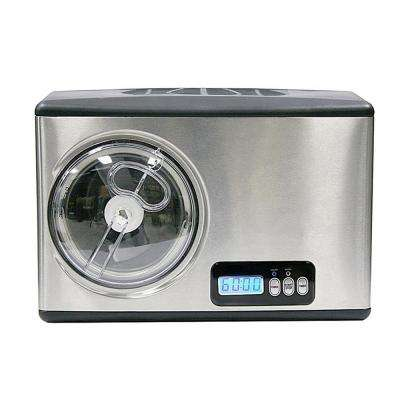 1.6 Qt. Stainless Steel Ice Cream Maker