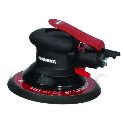6 in. Low Vibration Palm Sander