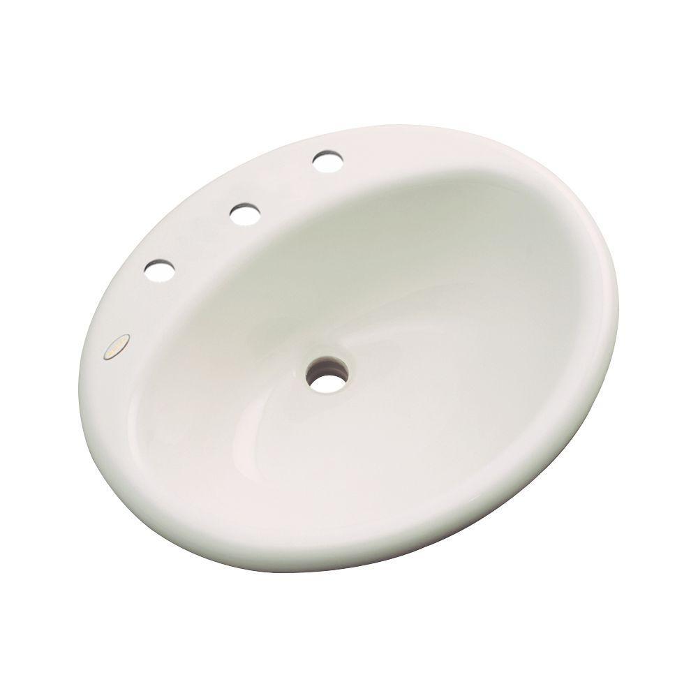 null Bayfield Drop-In Bathroom Sink in Natural