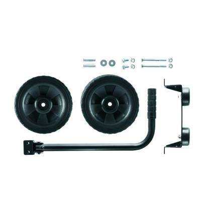 8 in. Never-Go-Flat Portable Generator Wheel Kit