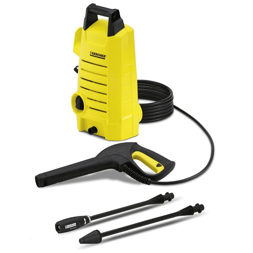 Karcher 1400 psi 1.3 GPM Electric Pressure Washer-DISCONTINUED