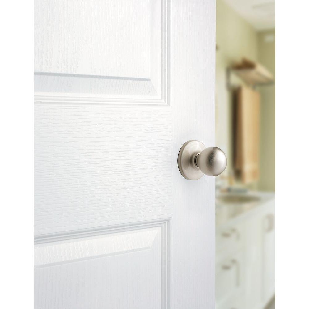 Interior Door Knobs Door Hardware The Home Depot