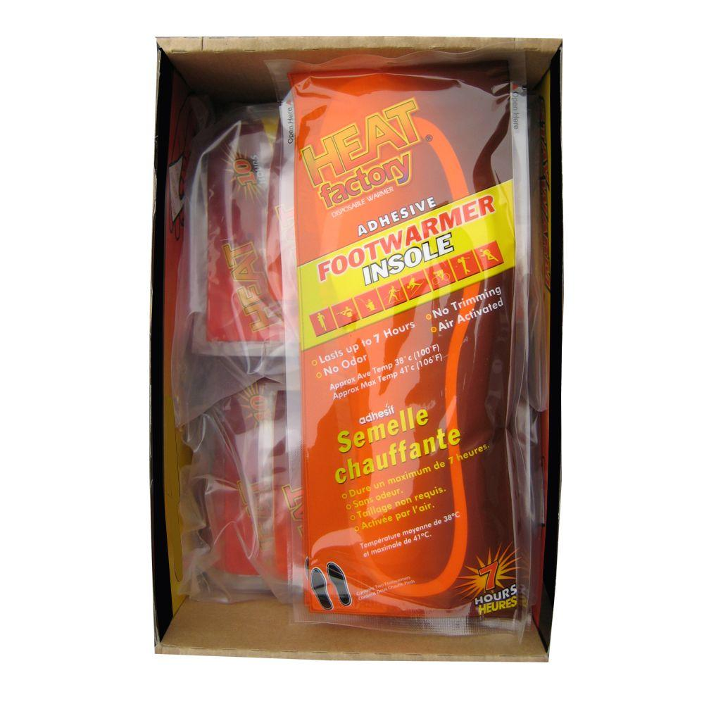 Heat Factory Emergency Warmer Kit