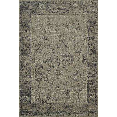 Florence 7 Traditional Taupe 9 ft. 6 in. x 13 ft. 2 in. Area Rug