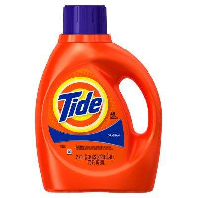75 oz. Original Scent Liquid Laundry Detergent (48-Loads)