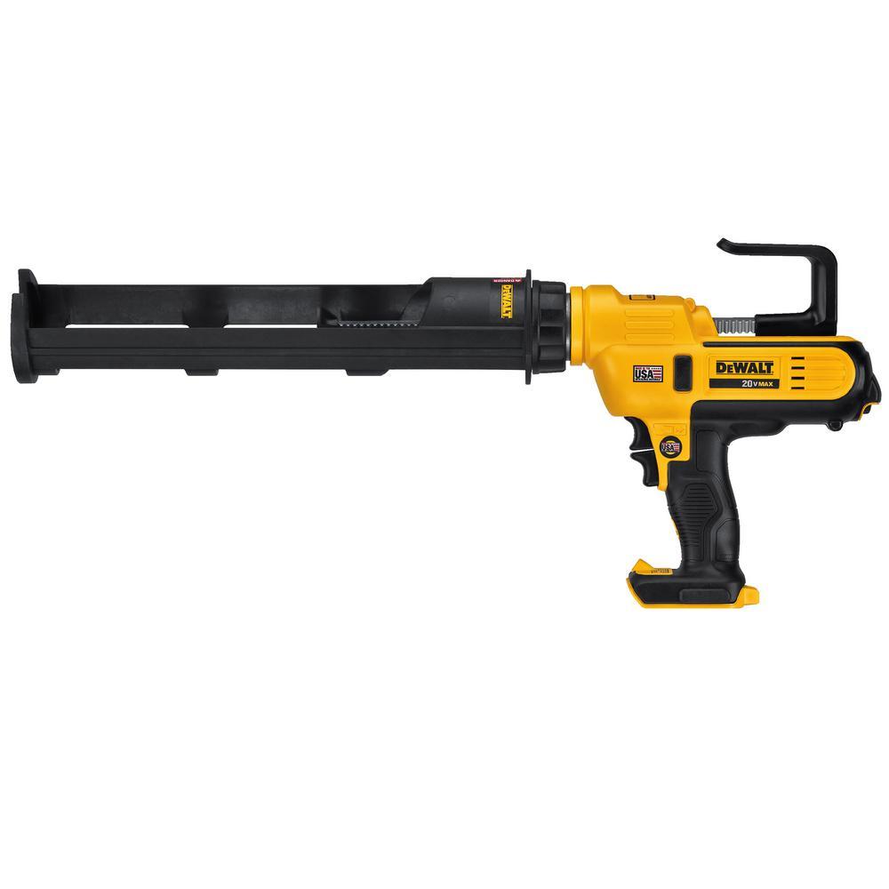 Dewalt 20-Volt MAX Lithium-Ion Cordless 600 ml Adhesive Gun (Tool-Only) by DEWALT