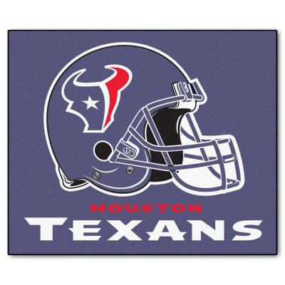 Houston Texans 5 ft. x 6 ft. Tailgater Rug