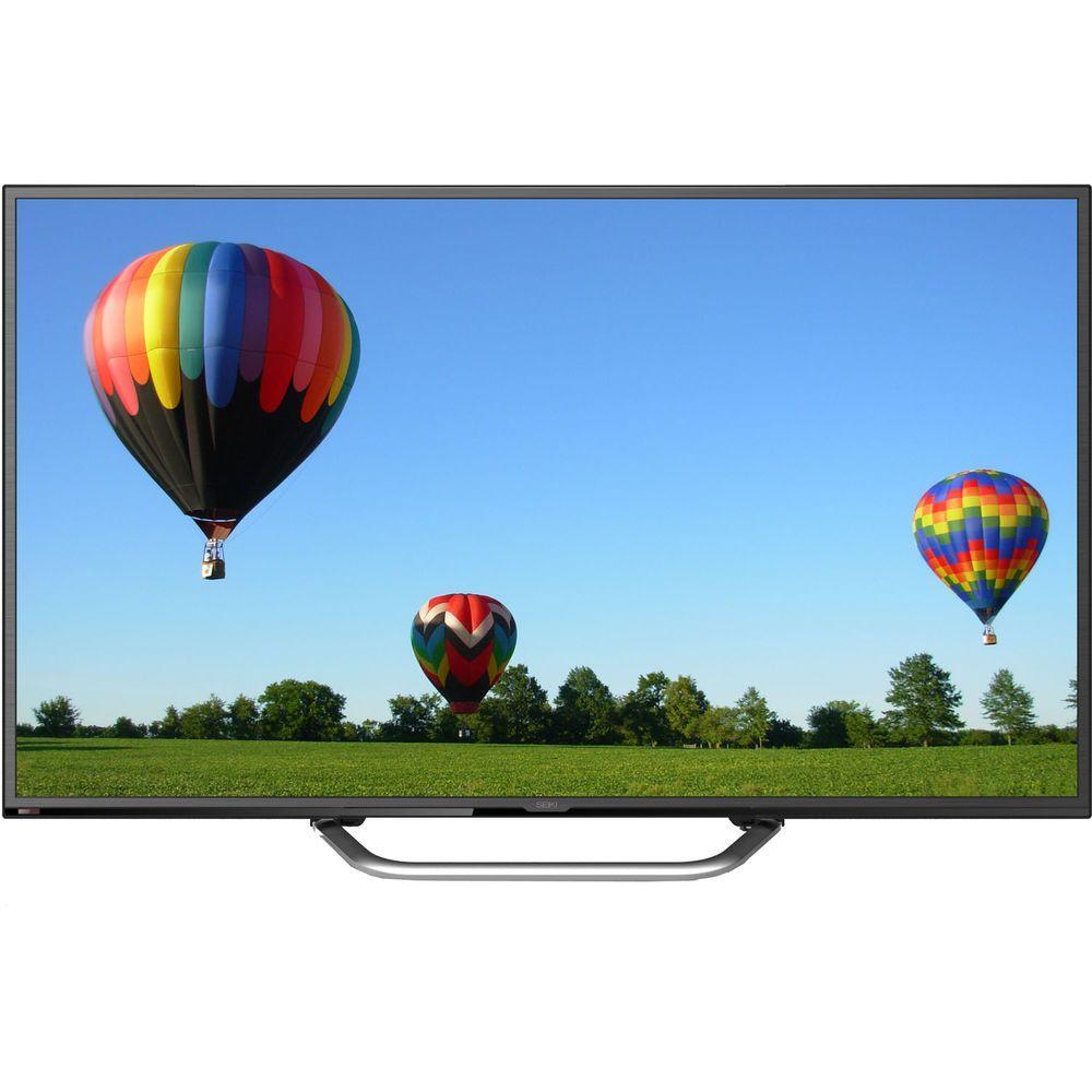 SEIKI 50 in. Class LED 1080p 60Hz HDTV