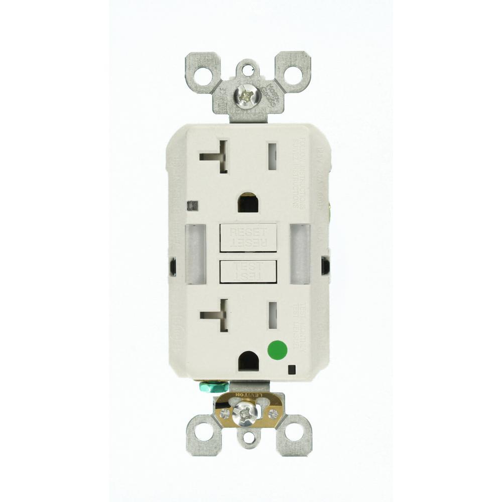 15 Amp SmartlockPro Hospital Grade Extra Heavy Duty Tamper Resistant Duplex