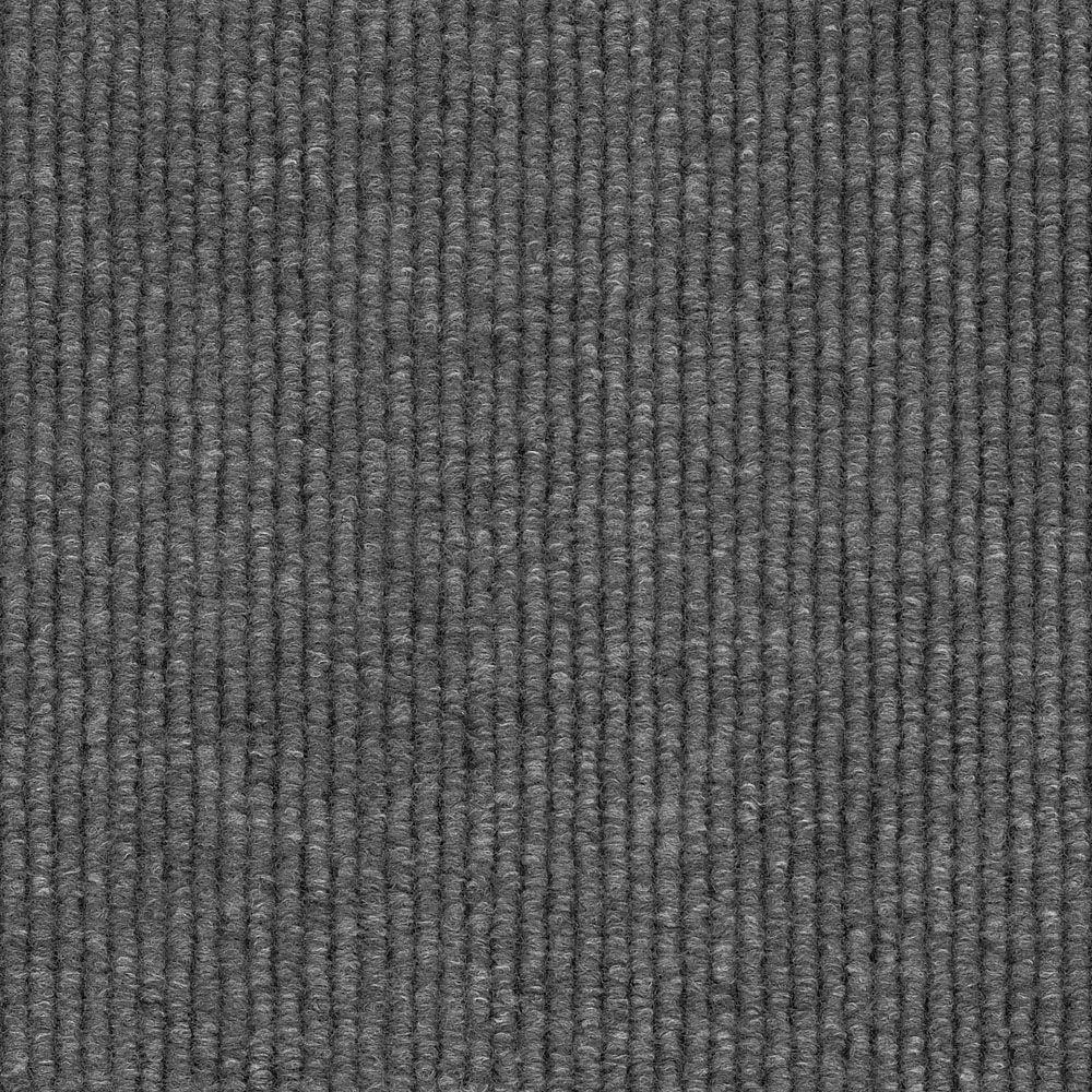 Shaw Living Berber Smoke Loop 12 in. x 12 in. Carpet Tiles (20-case)-DISCONTINUED
