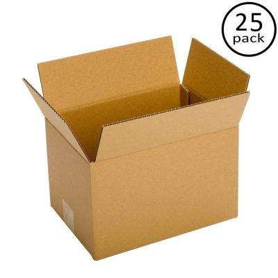 12 in. x 9 in. x 9 in. 25 Moving Box Bundle