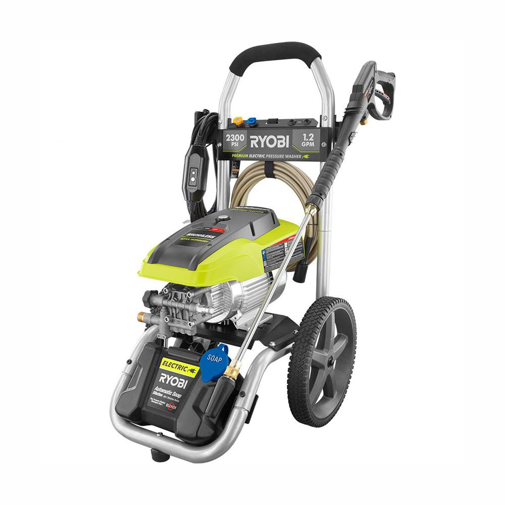 RYOBI RYOBI 2,300 PSI 1.2 GPM High Performance Electric Pressure Washer