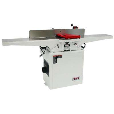 JWJ-8HH 8 ft. Helical Head Jointer 2HP, 1PH, 230-Volt