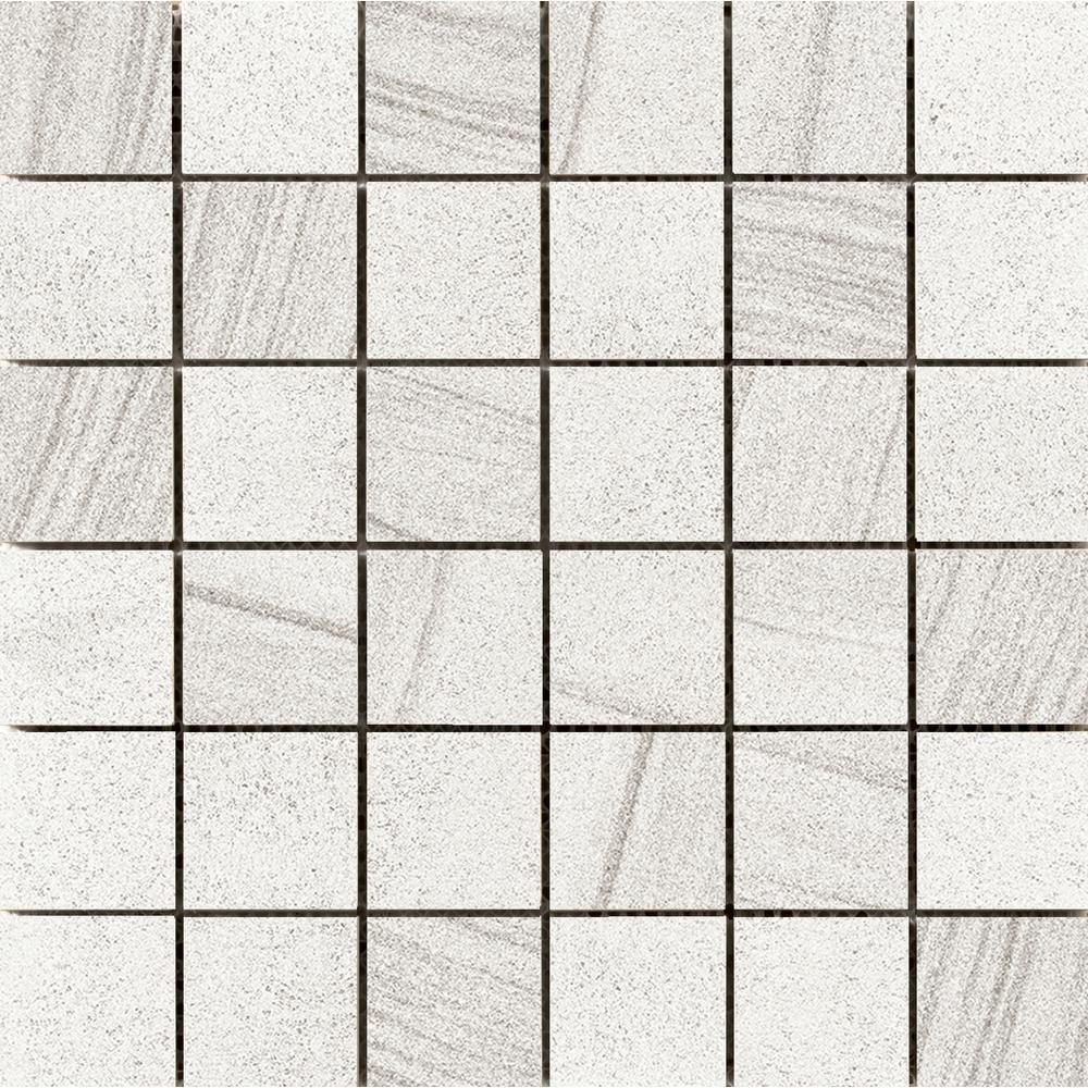 Emser Sandstorm Gobi 13.07 in. x 13.07 in. x 9mm Porcelain Mesh-Mounted Mosaic Tile (1.19 sq. ft.)
