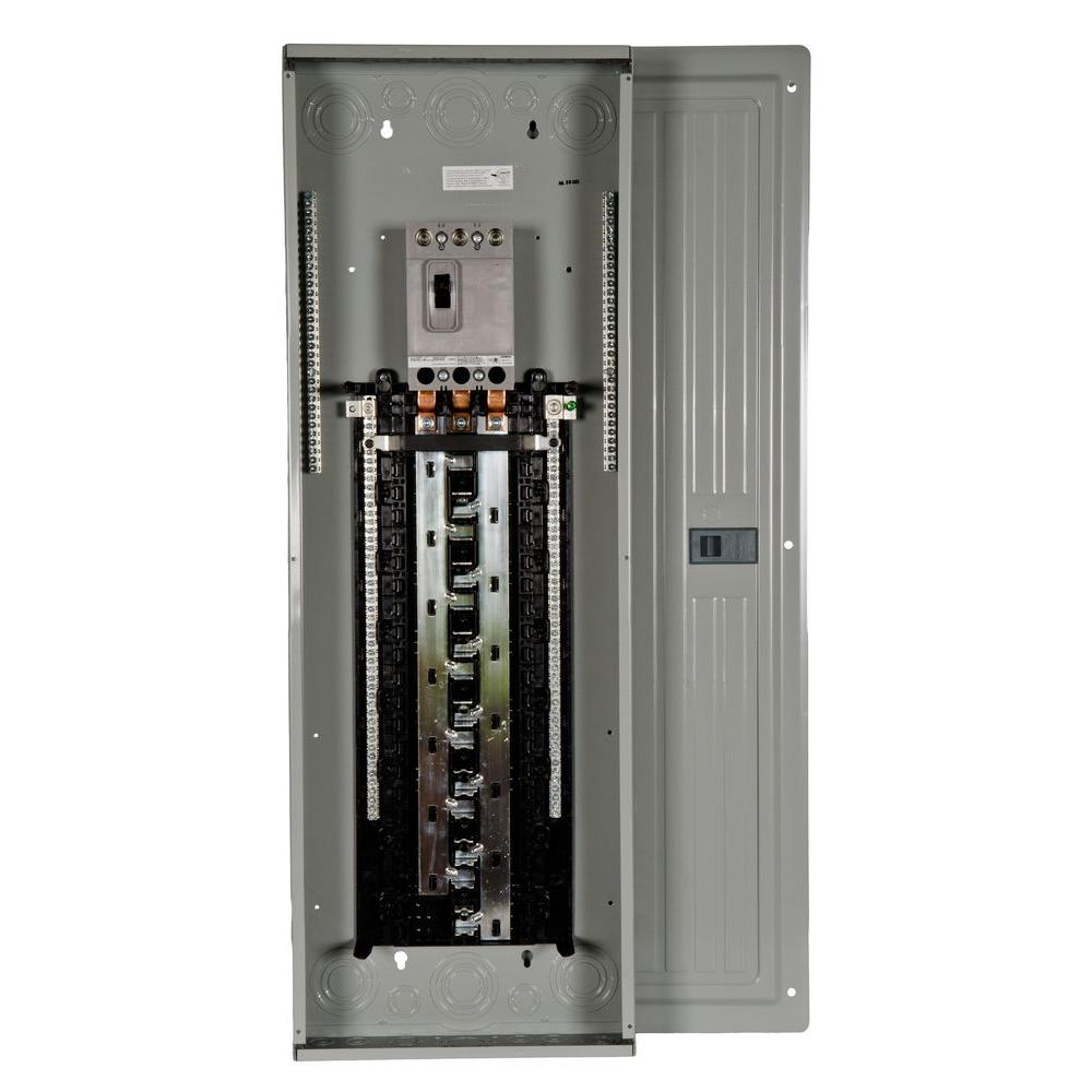 PL Series 200 Amp 42-Space 60-Circuit Main Breaker Indoor 3-Phase
