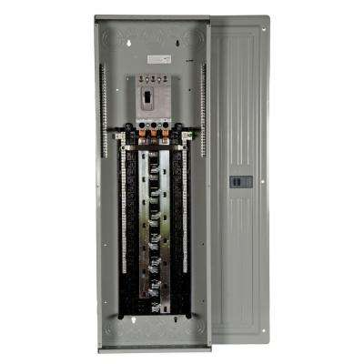 PL Series 200 Amp 42-Space 60-Circuit Main Breaker Indoor 3-Phase Load Center