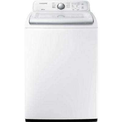 4 5 cu  ft  High-Efficiency Top Load Washer in White