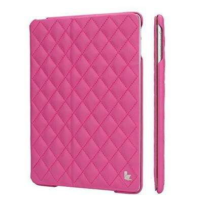 Quilted Smart Cover Case - Rose