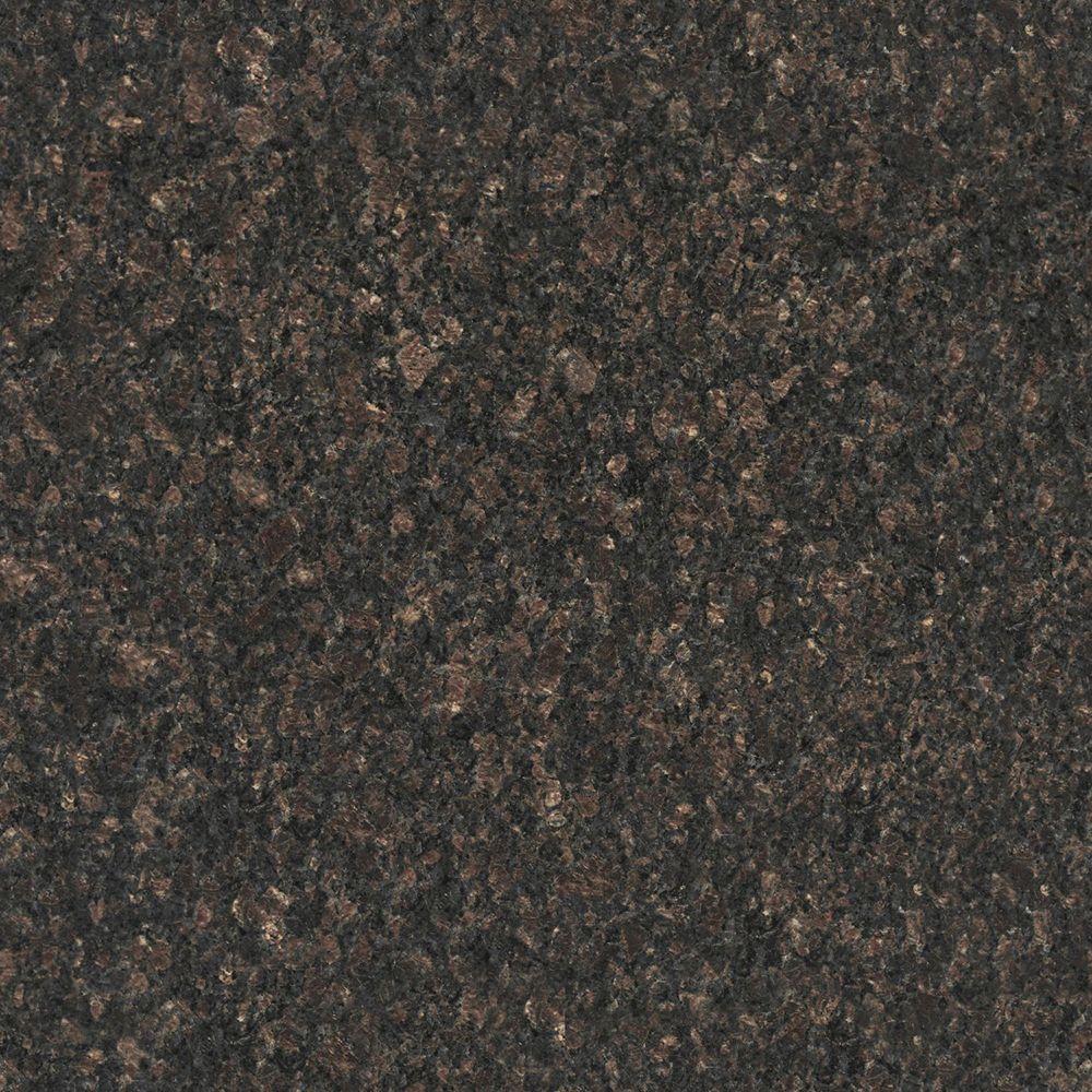 5 in. x 7 in. Laminate Countertop Sample in Kerala Granite with Premiumfx Etchings Finish