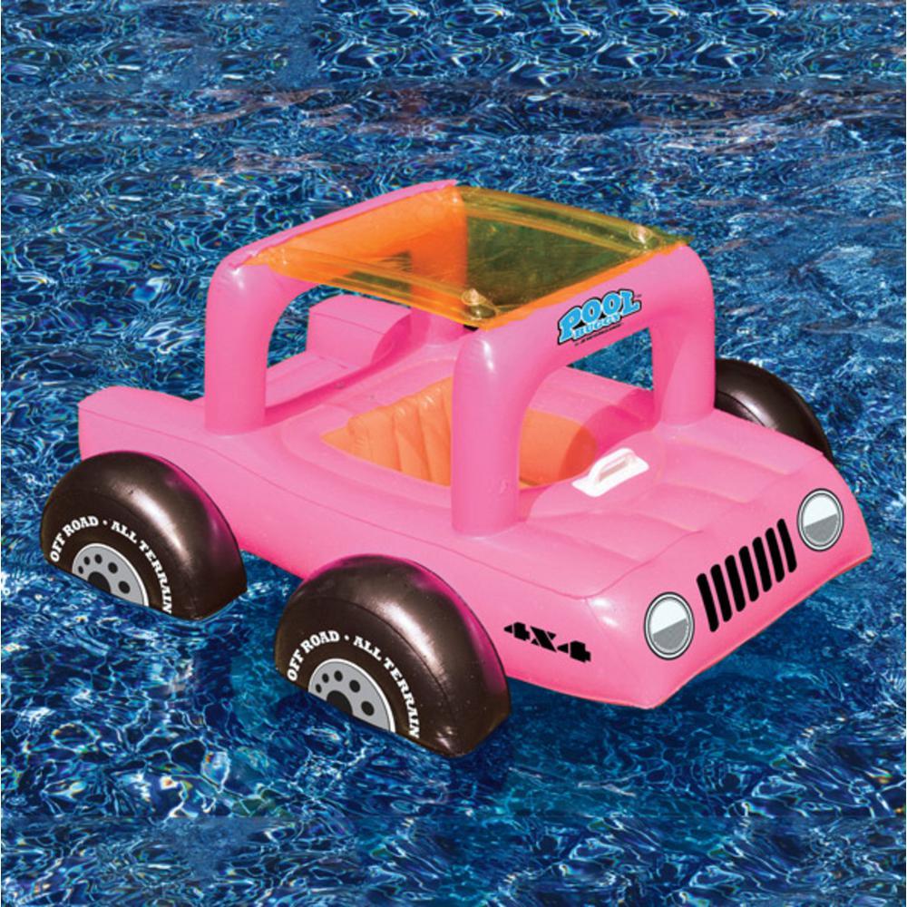 Swimline Pink PoolBuggy by Swimline