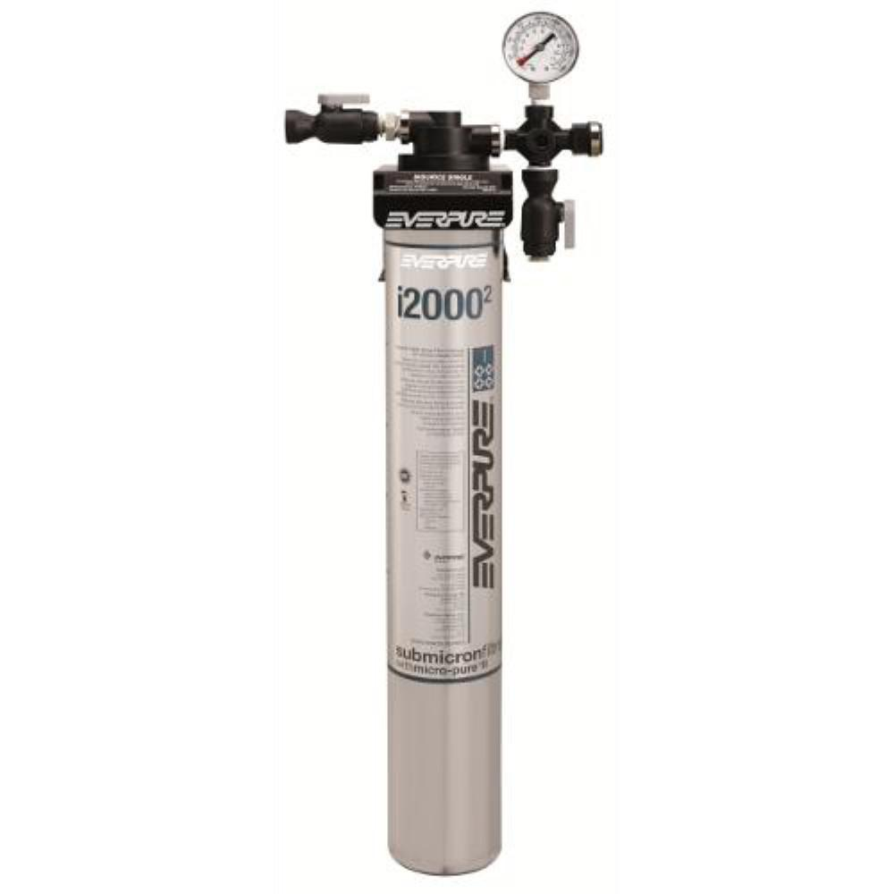 Insurice Commercial Ice Machine Water Filtration System