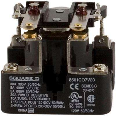 30 Amp Power Relay Coil