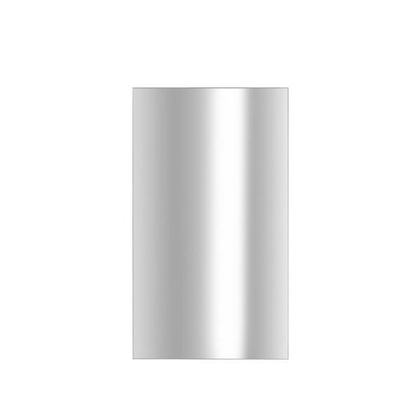Kohler 15 In X 26 In Recessed Or Surface Mount Medicine Cabinet In White Powder Coat Aluminum K 11808 Ca1 The Home Depot