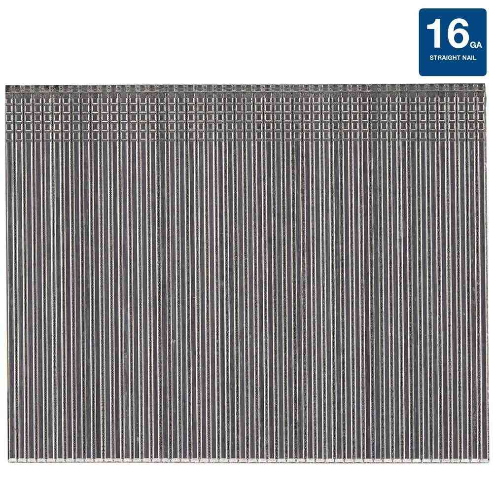 Porter-Cable 2 in. x 16-Gauge Finish Nail (1000 per Box) - Sale: $15.48 USD