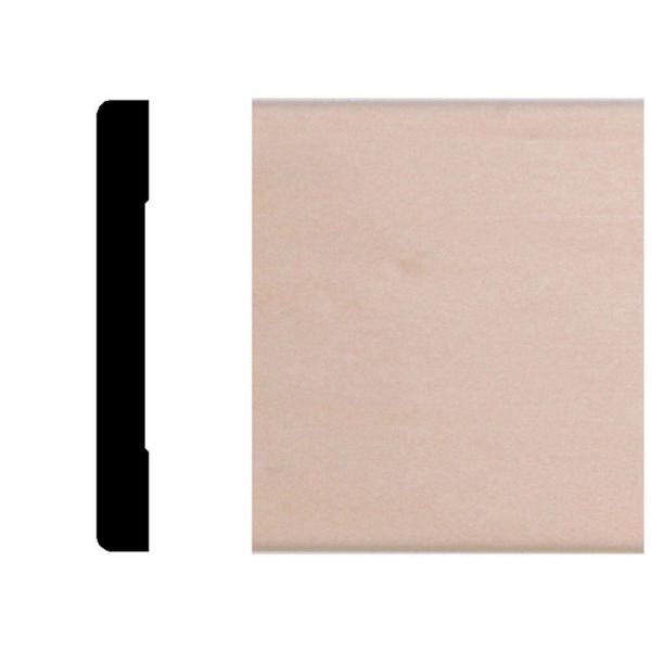 11/32 in. x 3 in. x 86 in. Hardwood Mullion Casing Moulding