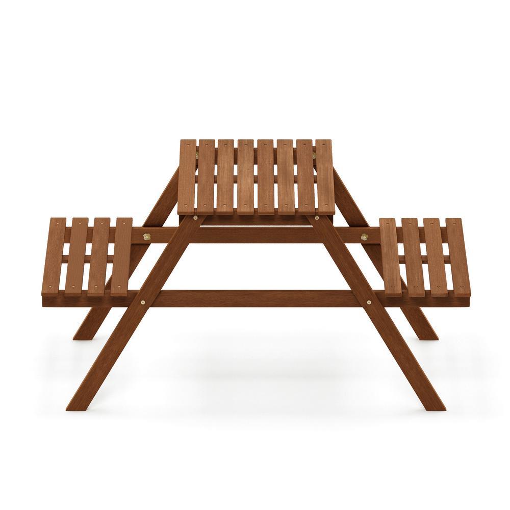 Tioman 1-Piece Hardwood Outdoor Dining Set