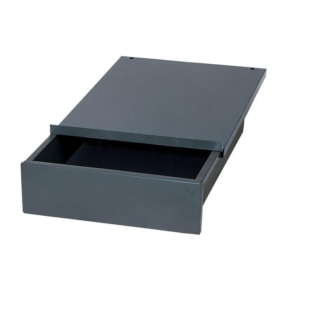 Edsal 12 In Workbench Storage Tool Box Wd1218 The Home Depot