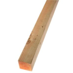 4 in. x 4 in. x 8 ft. Premium #2 and Better Douglas Fir Lumber