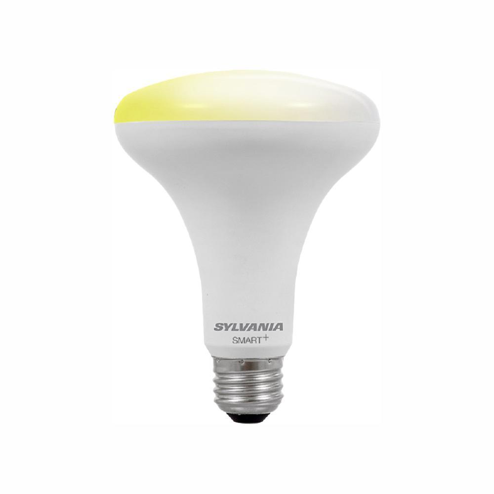 Sylvania Sylvania 65 Watt Equivalent BR30 Dimmable Flood and Spot LED Light Bulb (1-Bulb)