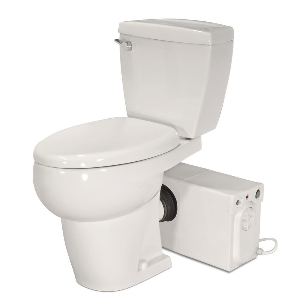 Thetford Bathroom Anywhere 2-piece 1.28 GPF Single Flush Elongated ...