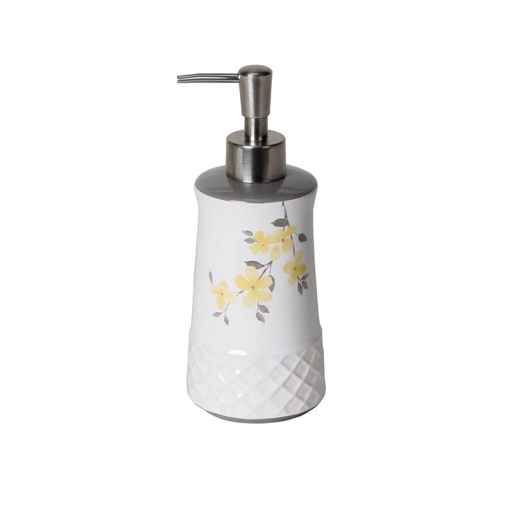Saturday Knight Spring Garden Ceramic Lotion Dispenser