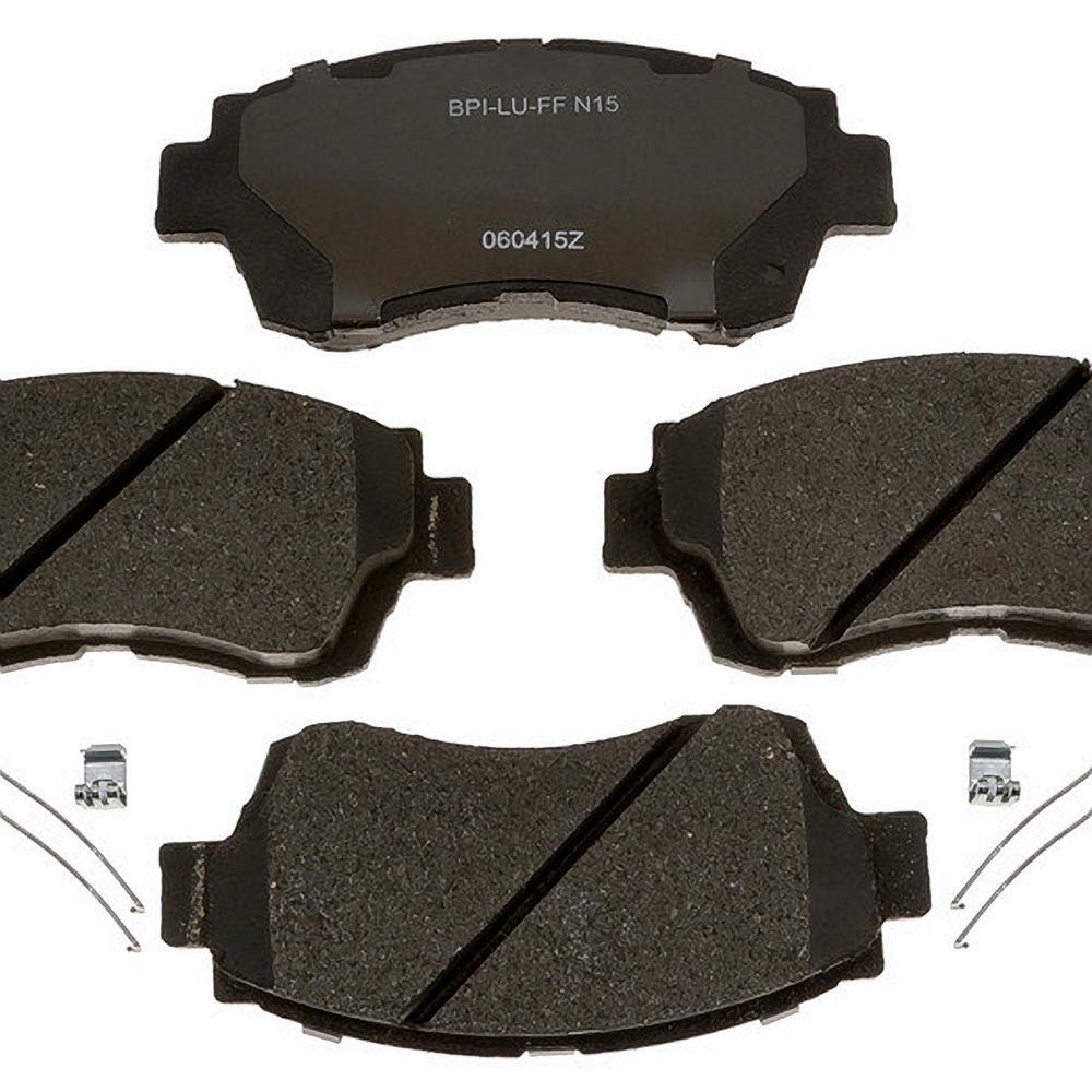 Raybestos MGD726CH Reliant Brake Pad Set