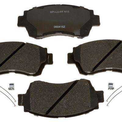 Front Reliant Ceramic Disc Brake Pad fits 1995-2003 Toyota Sienna Avalon Camry