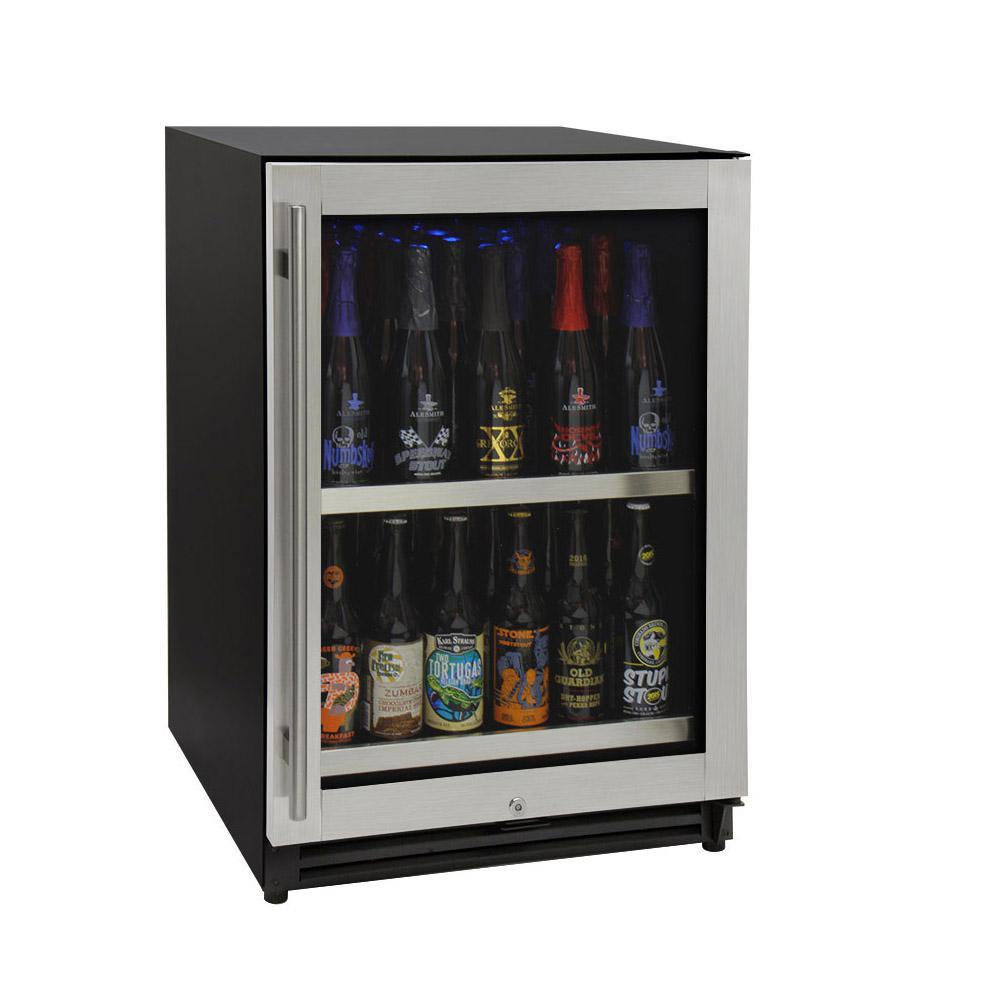Kegco 23.4 in. 70 (12 oz.) Craft Beer Bomber Can Cooler