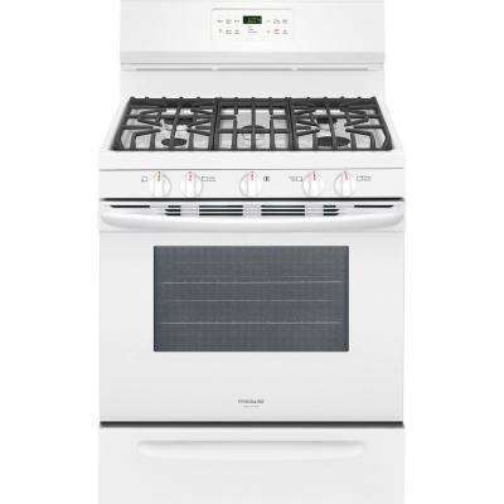 recessed white ranges appliances the home depot rh homedepot com