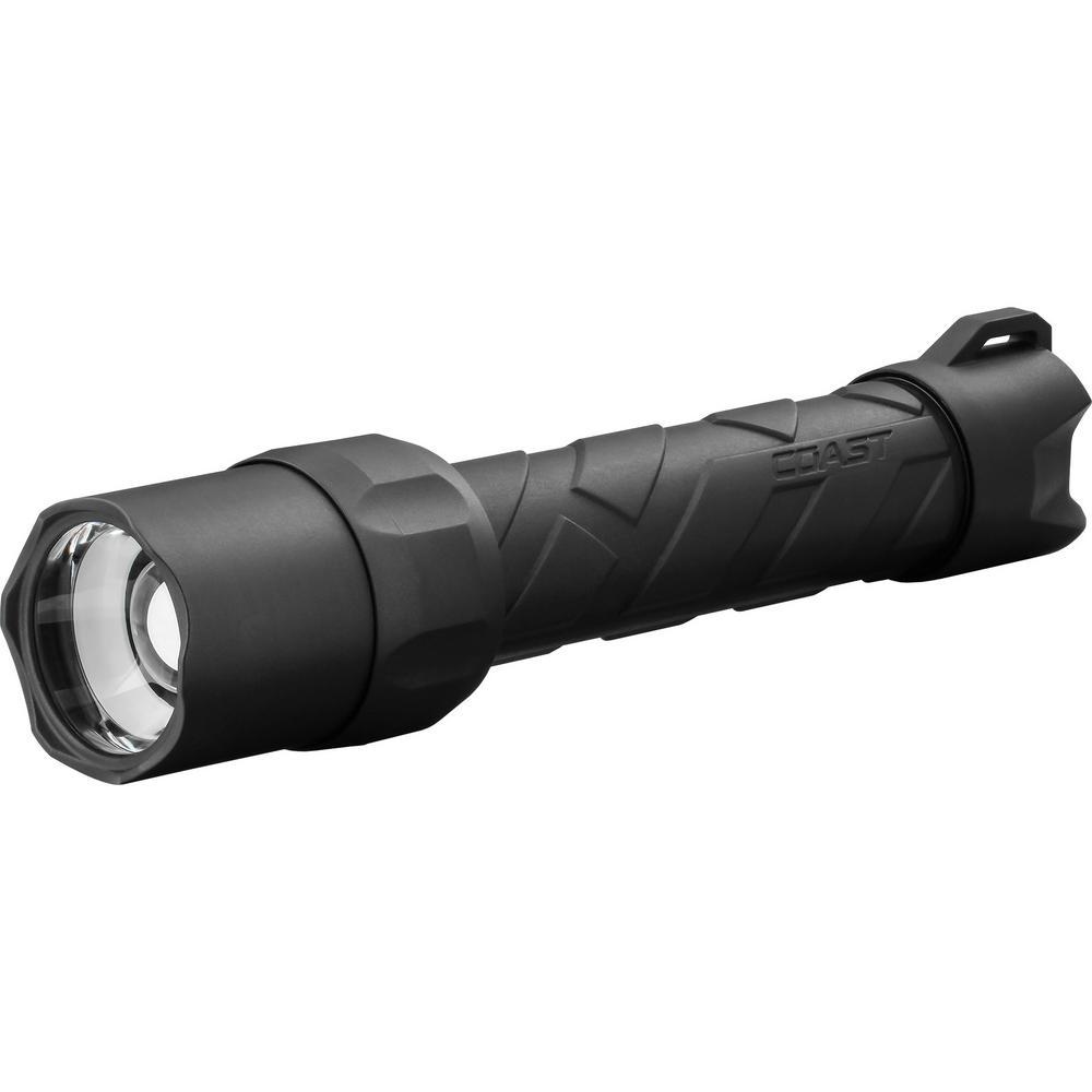 Polysteel 1000 Heavy Duty 1,000 Lumen Waterproof LED Flashlight with Twist Focus