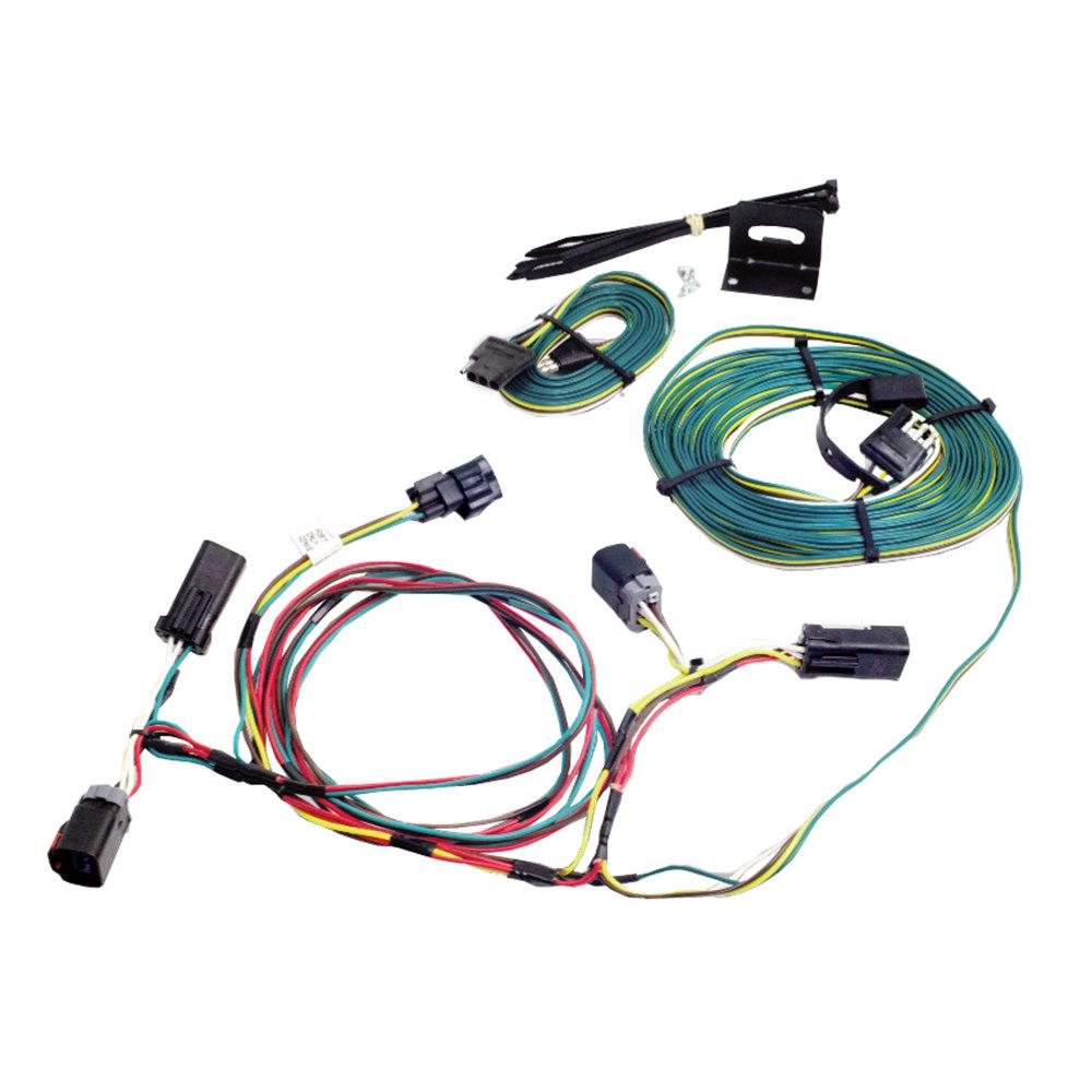 Demco 9523074 Towed Connector Vehicle Wiring Kit Chevy Colorado 04-12 GMC Canyon 04-12