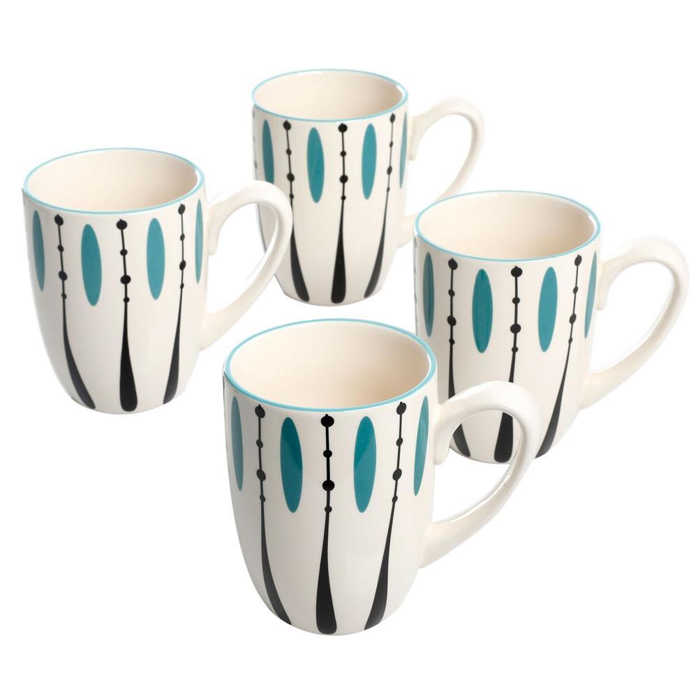 Luminescent 16 oz. Mug (Set of 4)
