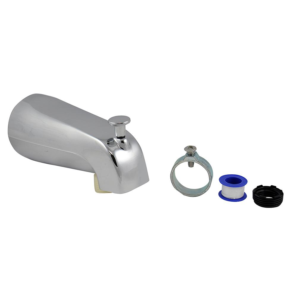 Danco Universal Tub Spout With Handheld Shower Ing