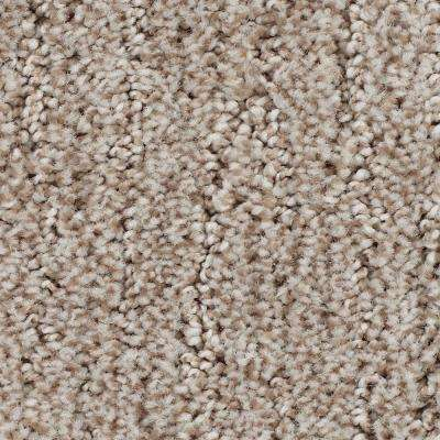 Carpet Sample - Chester - Color Georgian Textured 8 in. x 8 in.