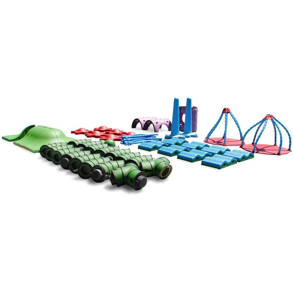 Ultra Play Snug Play USA Commercial Playground Ultimate System