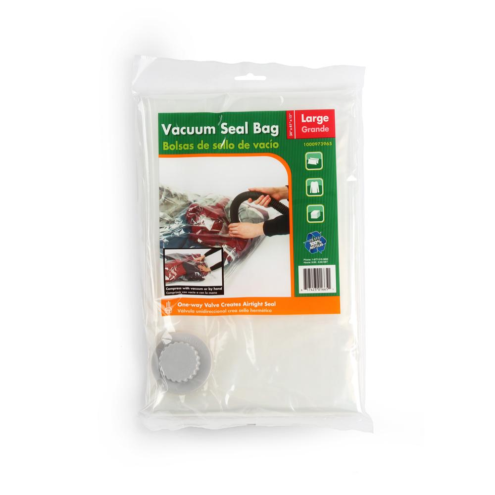 The Home Depot Large Vacuum Storage Bag HDVACSTORLG